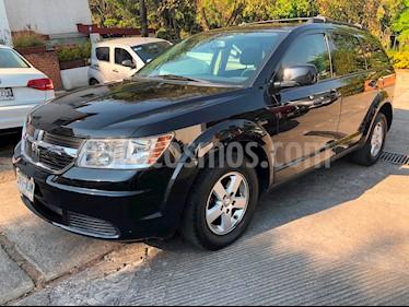 Foto venta Auto usado Dodge Journey SXT 2.4L 5 Pasajeros (2010) color Negro precio $127,000