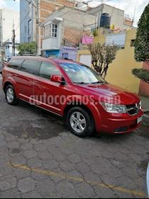 Dodge Journey SXT 2.4L 5 Pasajeros usado (2010) color Rojo Infierno precio $125,000