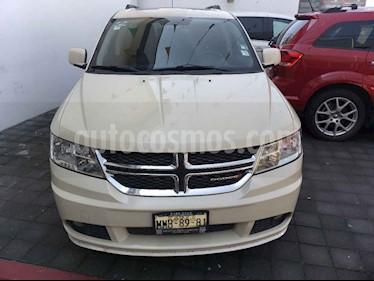Foto venta Auto usado Dodge Journey SXT 2.4L 5 Pasajeros (2012) color Blanco precio $240,000