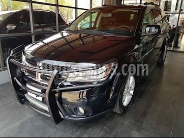 Foto venta Auto usado Dodge Journey SXT 2.4L 5 Pasajeros (2015) color Negro precio $245,000