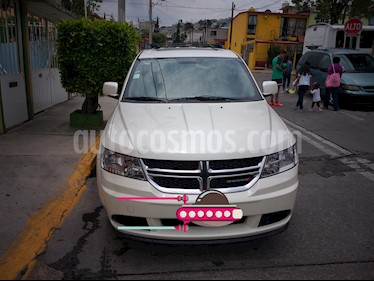 Foto Dodge Journey SXT 2.4L 7 Pasajeros Lujo usado (2013) color Blanco Perla precio $195,000