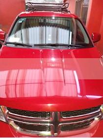 Foto Dodge Journey SXT 2.4L 7 Pasajeros Lujo usado (2015) color Rojo Adrenalina precio $245,000