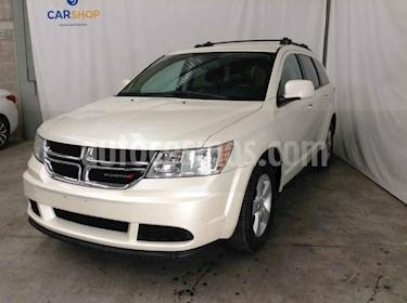 Foto venta Auto usado Dodge Journey SXT 2.4L 7 Pasajeros Lujo (2017) color Blanco precio $234,900