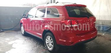 Foto venta Auto usado Dodge Journey SXT 2.4L 7 Pasajeros Plus (2017) color Rojo Adrenalina precio $382,000
