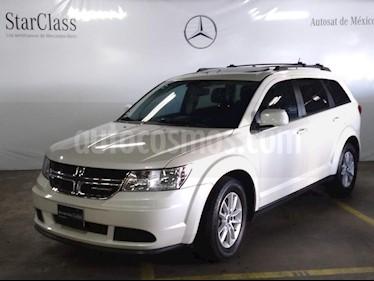 Foto venta Auto usado Dodge Journey SXT 2.4L 7 Pasajeros Plus (2013) color Blanco precio $219,000