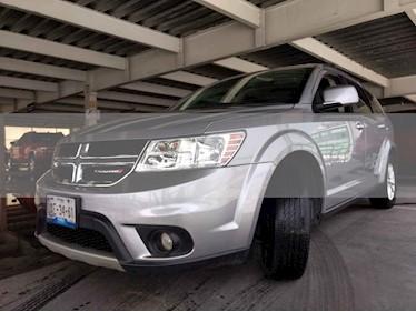 Foto venta Auto usado Dodge Journey SXT 2.4L 7 Pasajeros Plus (2015) color Plata precio $250,000