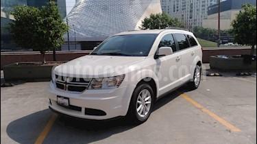 Foto venta Auto usado Dodge Journey SXT 2.4L 7 Pasajeros Plus (2013) color Blanco precio $195,000