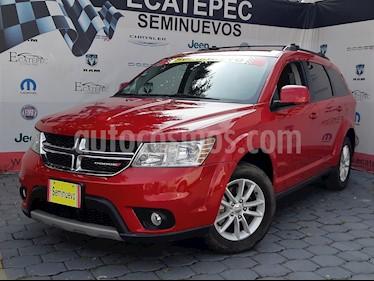 Foto venta Auto Seminuevo Dodge Journey SXT 2.4L 7 Pasajeros Plus (2016) color Rojo Adrenalina precio $339,000