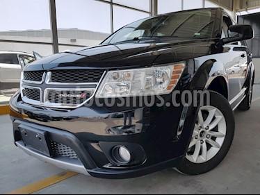 Foto venta Auto usado Dodge Journey SXT 2.4L 7 Pasajeros (2015) color Negro precio $255,000