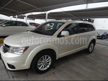 Foto venta Auto usado Dodge Journey SXT 2.4L 7 Pasajeros (2015) color Blanco precio $255,000