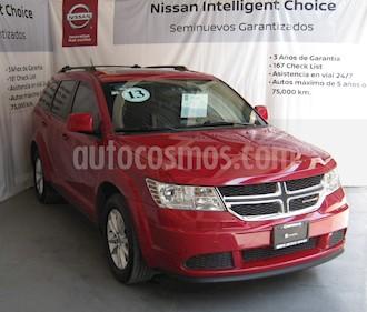 Foto venta Auto usado Dodge Journey SXT 2.4L 7 Pasajeros (2013) color Rojo precio $190,000
