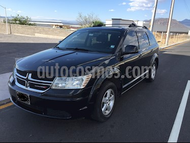 Dodge Journey SXT 2.4L 7 Pasajeros usado (2010) color Negro precio $139,999