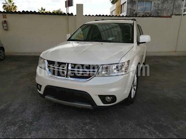 Foto venta Auto usado Dodge Journey SXT 2.4L 7 Pasajeros (2018) color Blanco precio $319,800