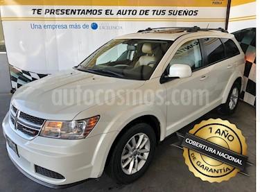 Foto venta Auto Seminuevo Dodge Journey SXT 2.4L 7 Pasajeros (2013) color Blanco precio $206,000