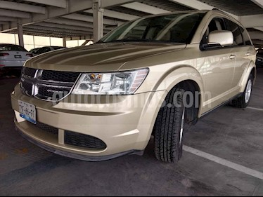 Foto venta Auto usado Dodge Journey SXT 2.4L 7 Pasajeros (2011) color Dorado precio $170,000
