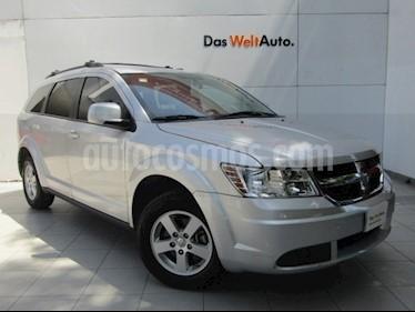 Foto venta Auto usado Dodge Journey SXT 2.4L 7 Pasajeros (2010) color Plata Metalico precio $129,000