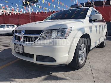 Foto venta Auto usado Dodge Journey SXT 2.4L 7 Pasajeros (2010) color Blanco precio $159,000