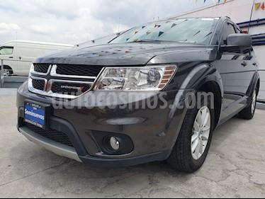 Foto venta Auto usado Dodge Journey SXT 2.4L 7 Pasajeros (2018) color Granito precio $379,000