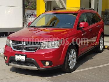 Foto venta Auto usado Dodge Journey SXT 3.6L Premium (2012) color Rojo precio $220,000