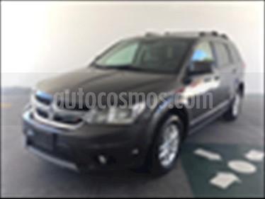 Foto venta Auto usado Dodge Journey SXT 7 PASAJEROS 2.4L (2014) color Gris Oscuro precio $240,000