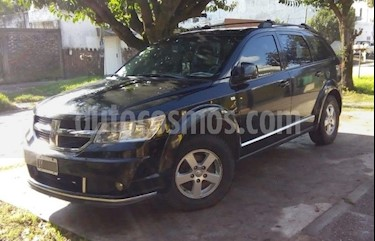 Foto venta Auto usado Dodge Journey SXT Full (2011) color Negro
