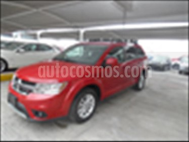 foto Dodge Journey SXT L4/2.4 AUT 7/PAS usado (2016) color Rojo precio $293,000