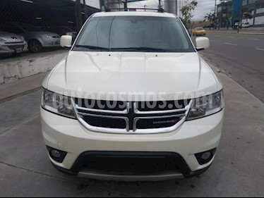 Foto venta Auto usado Dodge Journey SXT (2013) color Blanco precio $790.000