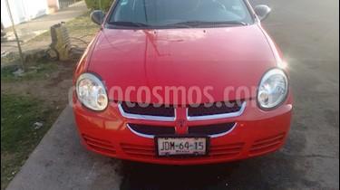 Foto venta Auto usado Dodge Neon 2.0L SE  (2005) color Rojo precio $54,000
