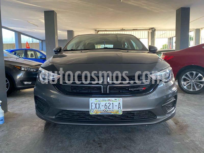 Dodge Neon SE Aut usado (2018) color Gris precio $205,000