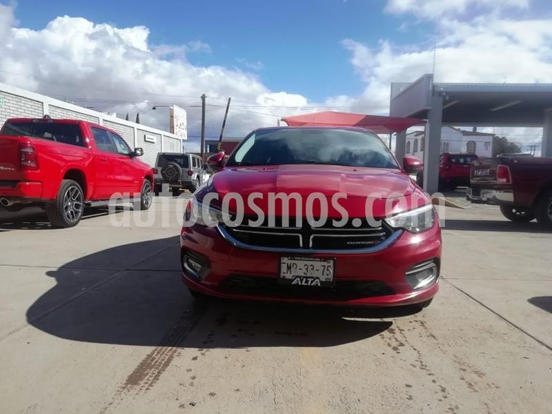 Dodge Neon SXT Aut usado (2017) color Rojo precio $185,000