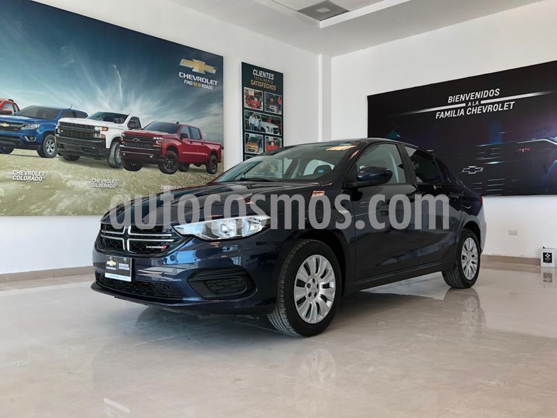 Dodge Neon SE Aut usado (2018) color Azul Oscuro precio $200,000