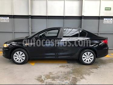 Dodge Neon 4P SE L4/1.6 AUT usado (2018) color Negro precio $240,000