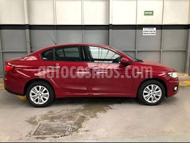 Dodge Neon 4P SXT 1.6L TA A/AC. AUT PANTALLA TOUCH F.NIEBLA  usado (2017) color Rojo precio $245,000