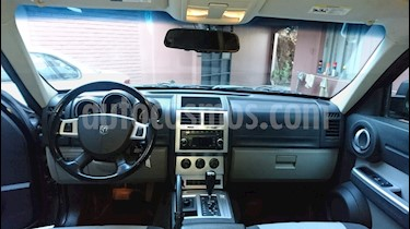 Dodge Nitro 3.7 SLT 4X4 Aut 5P usado (2007) color Negro precio $7.800.000