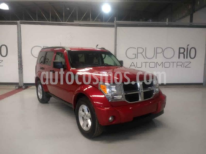 Dodge Nitro SLT 4x2 Aut usado (2007) color Rojo precio $119,000