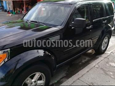 Dodge Nitro 4x2 Aut usado (2007) color Negro precio $115,000