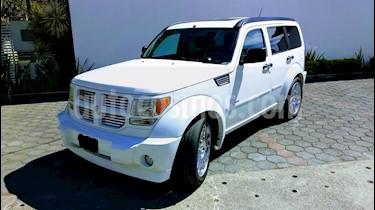 Dodge Nitro SLT 4x2 Premium Aut Navegacion usado (2011) color Blanco precio $150,000