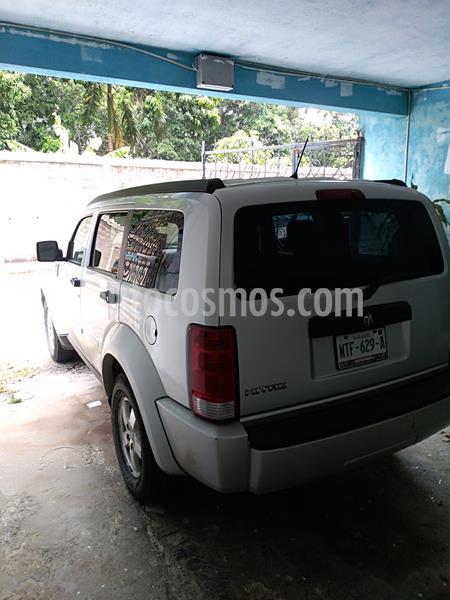 Dodge Nitro 4x2 Aut usado (2008) color Plata precio $135,500