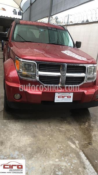 Dodge Nitro SLT 4x2 Premium Aut usado (2008) color Rojo precio $124,900