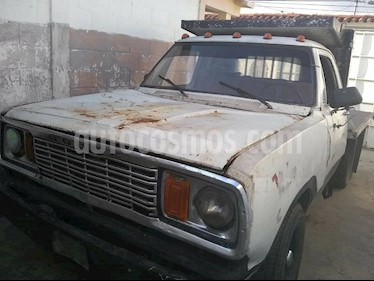 Foto venta carro usado Dodge Ram 2500 Pick Up 4x2 (1974) color Blanco precio u$s1.500
