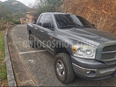 Dodge Ram 2500 Pick Up 4x4 usado (2008) color Gris precio u$s8.100