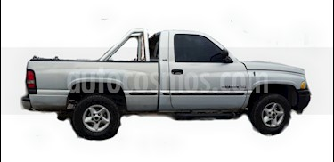 Dodge Ram 2500 Pick Up 4x4 usado (1998) color Gris precio u$s4.000