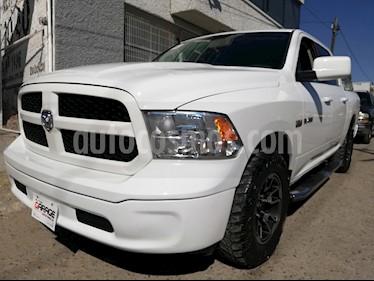 Dodge Ram Mega Cab Laramie 5.7L 4x2  usado (2013) color Blanco precio $288,000