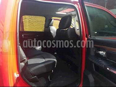 foto Dodge Ram Mega Cab Laramie 5.7L 4x4 usado (2013) color Rojo precio $405,000
