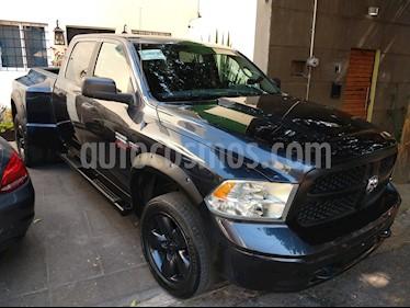 Foto venta Auto usado Dodge Ram Mega Cab Laramie 5.7L 4x4 (2013) color Gris Oscuro precio $389,000