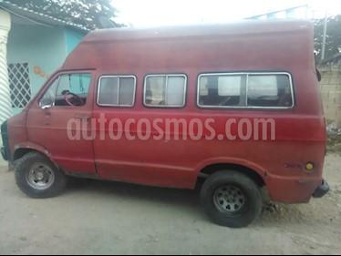 Foto Dodge ram van transpote publico usado (1975) color Rojo precio u$s1.000