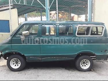 Foto Dodge ram van transpote publico usado (1977) color Verde precio u$s1.700