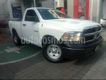 Foto venta Auto usado Dodge Ram Wagon 1500 SLT V8 (2015) color Blanco precio $239,000