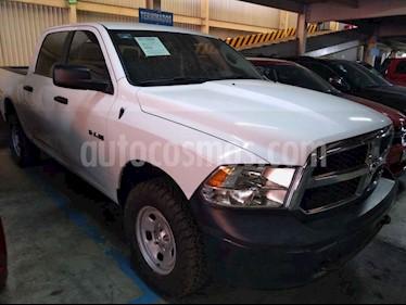 Foto venta Auto usado Dodge Ram Wagon 1500 SLT V8 (2018) color Blanco precio $410,000