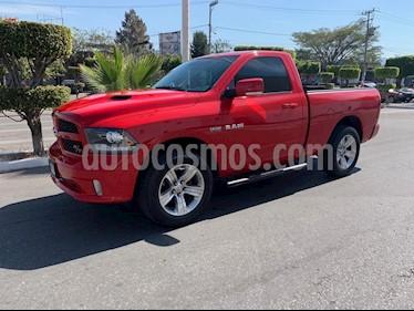 Dodge Ram Wagon 1500 SLT V8 usado (2017) color Rojo precio $315,000
